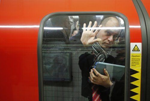 UK commuters