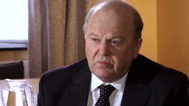 Noonan: Bailout Exit the Right Decision