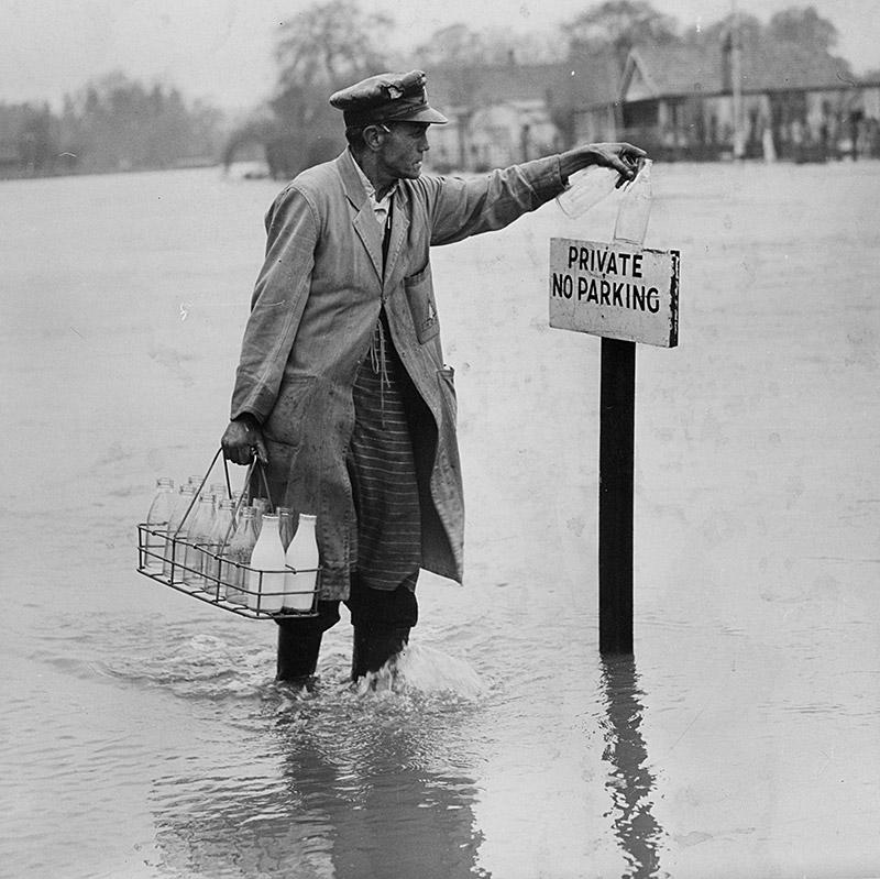 1954 milkman