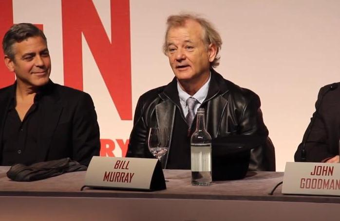 Bill Murray On How Art Saved His Life