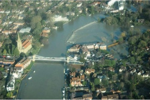 Marlow Flood