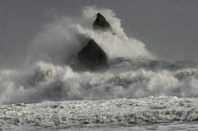 wales waves