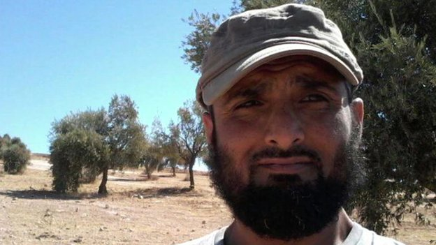 Abdul Waheed Majid who killed himself in a suicide bombing, lived in Martyr's Avenue in Crawley