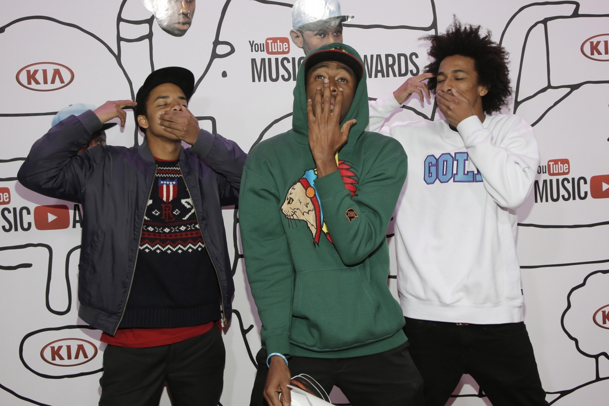 Eminem Support Act Odd Future Banned from New Zealand Over ...