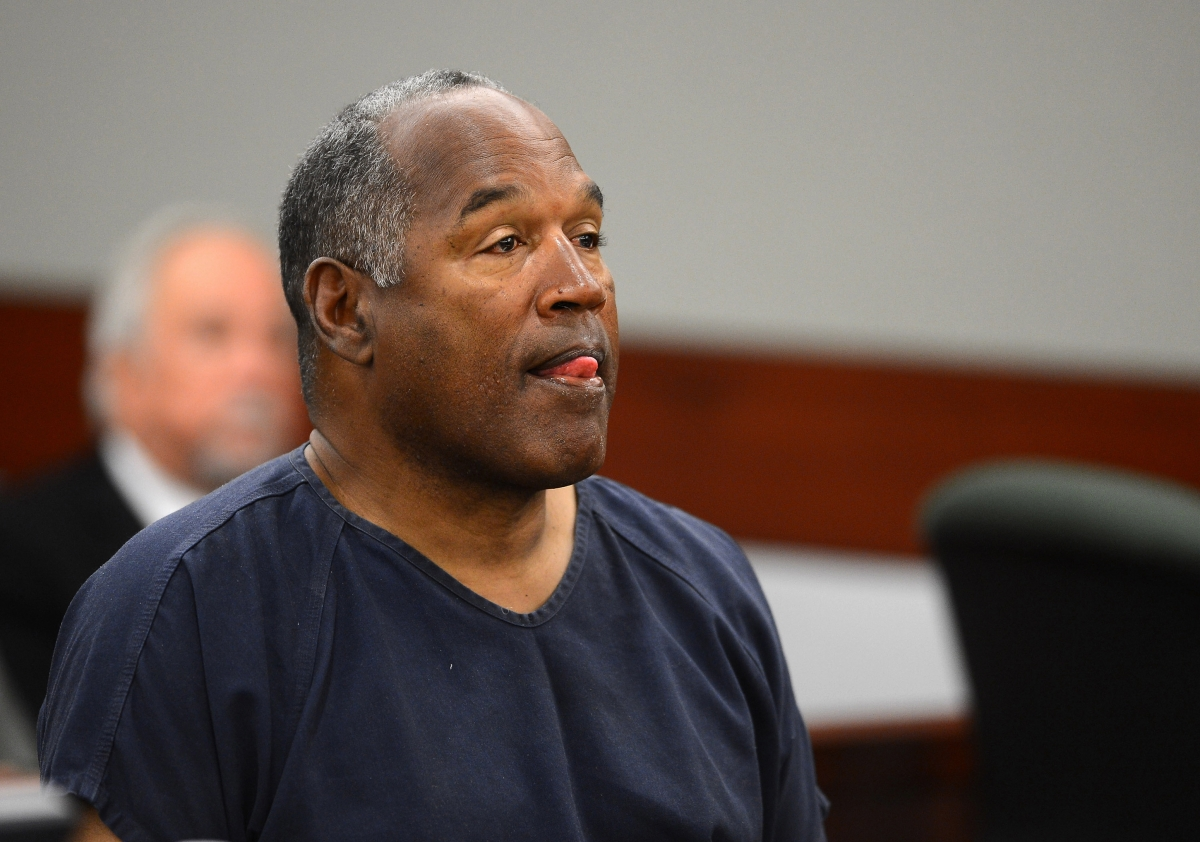 O J Simpson on hunger strike in jail, say reports from United States