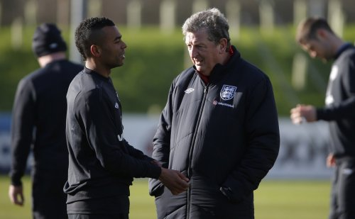 Ashley Cole Roy Hodgson England World Cup Squad