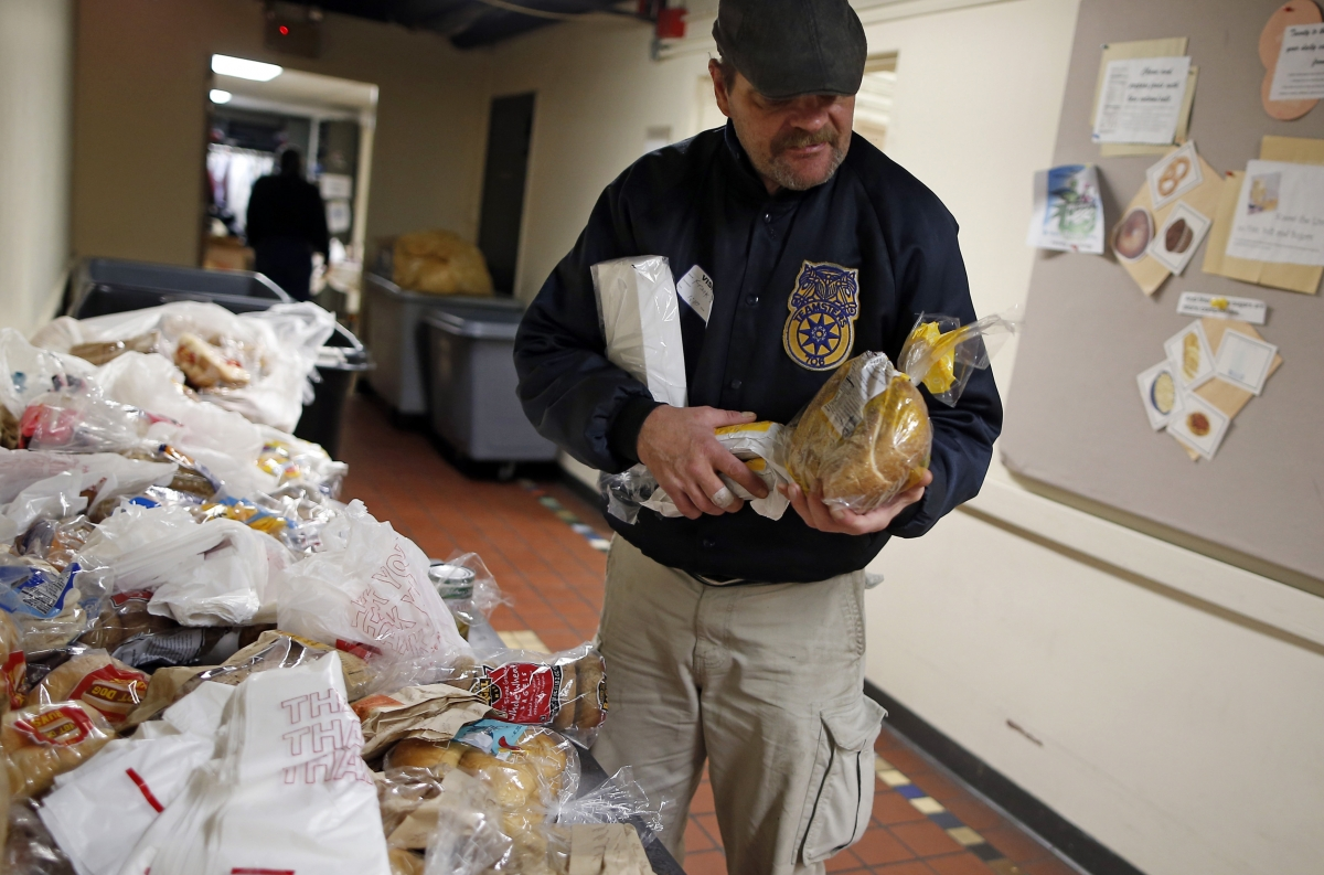 Emergency Assistance Program at the Chicago Catholic Charities in Chicago