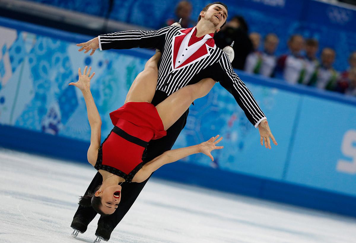 skating tux