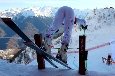 ski start