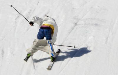ski no pants