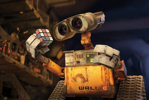 Harvard University and the Wyss Institute has created a system of autonomous robots, similar to Wall-E