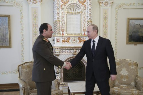 Russia- Egypt relations