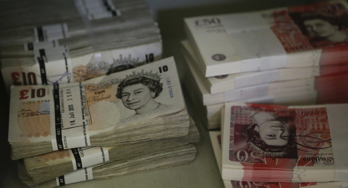 UK economy takes a boost with news of £200bn investment from Britain's biggest businesses.