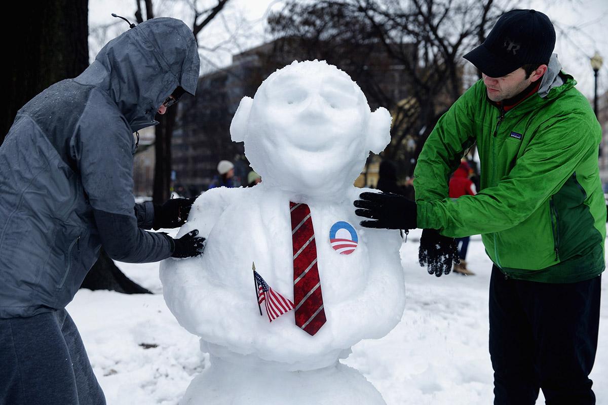 snowbama