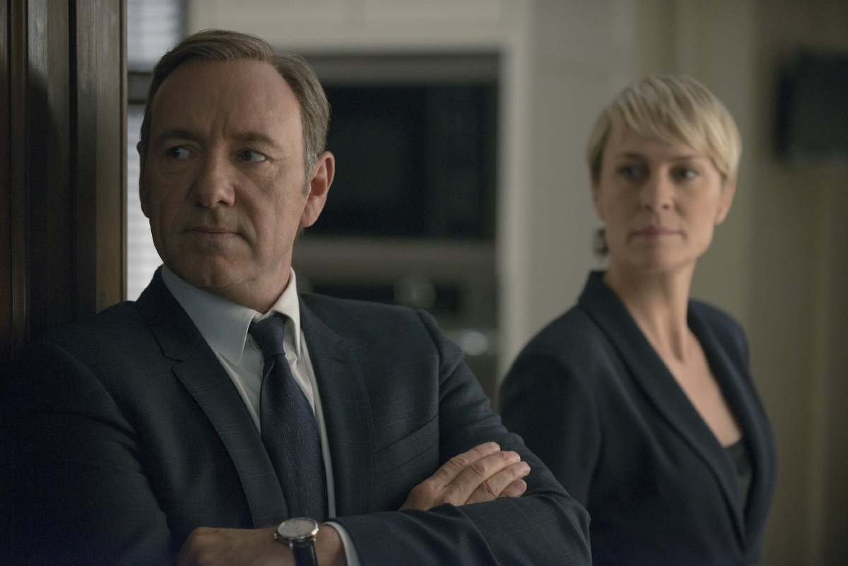 Spacey and Wright