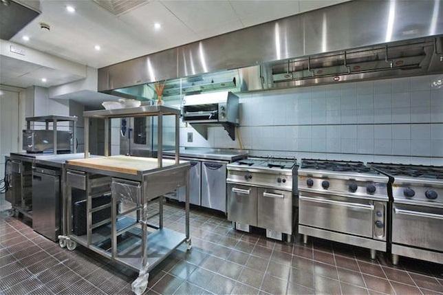 Mayfair House kitchen