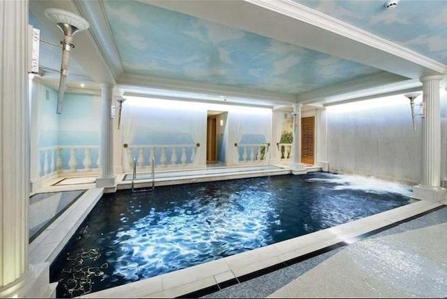 Mayfair House pool