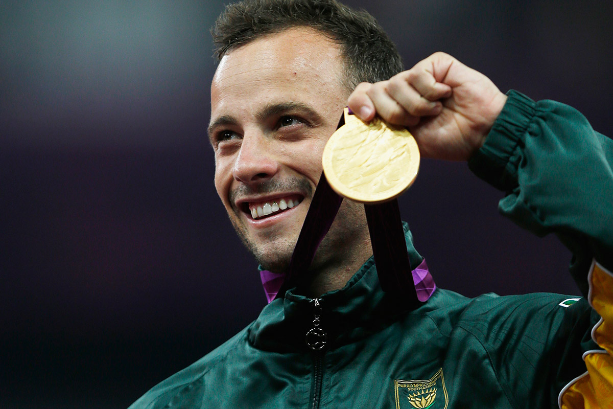 2012 paralympic gold