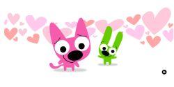 Hoops & Yoyo - Hallmark's special eCard characters brand