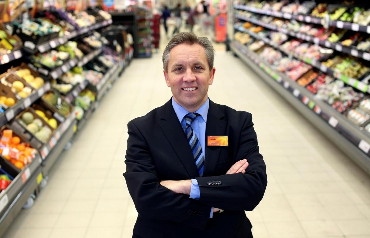Sainsbury's CEO Justin King speaks to IBTimes UK at Gordon's School in Surrey