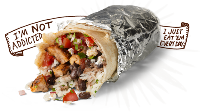 Man asked for $8 to buy a Chipotle chicken burrito, ended up with hundreds of dollars in pledges
