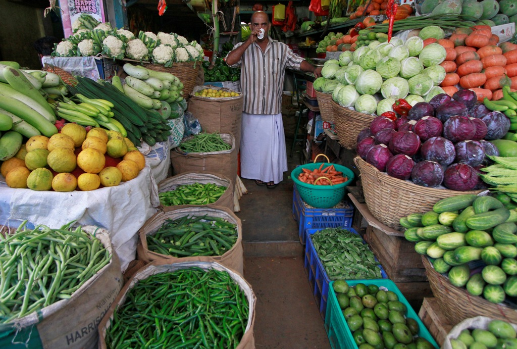 Wholesale Vegetable Vendor India