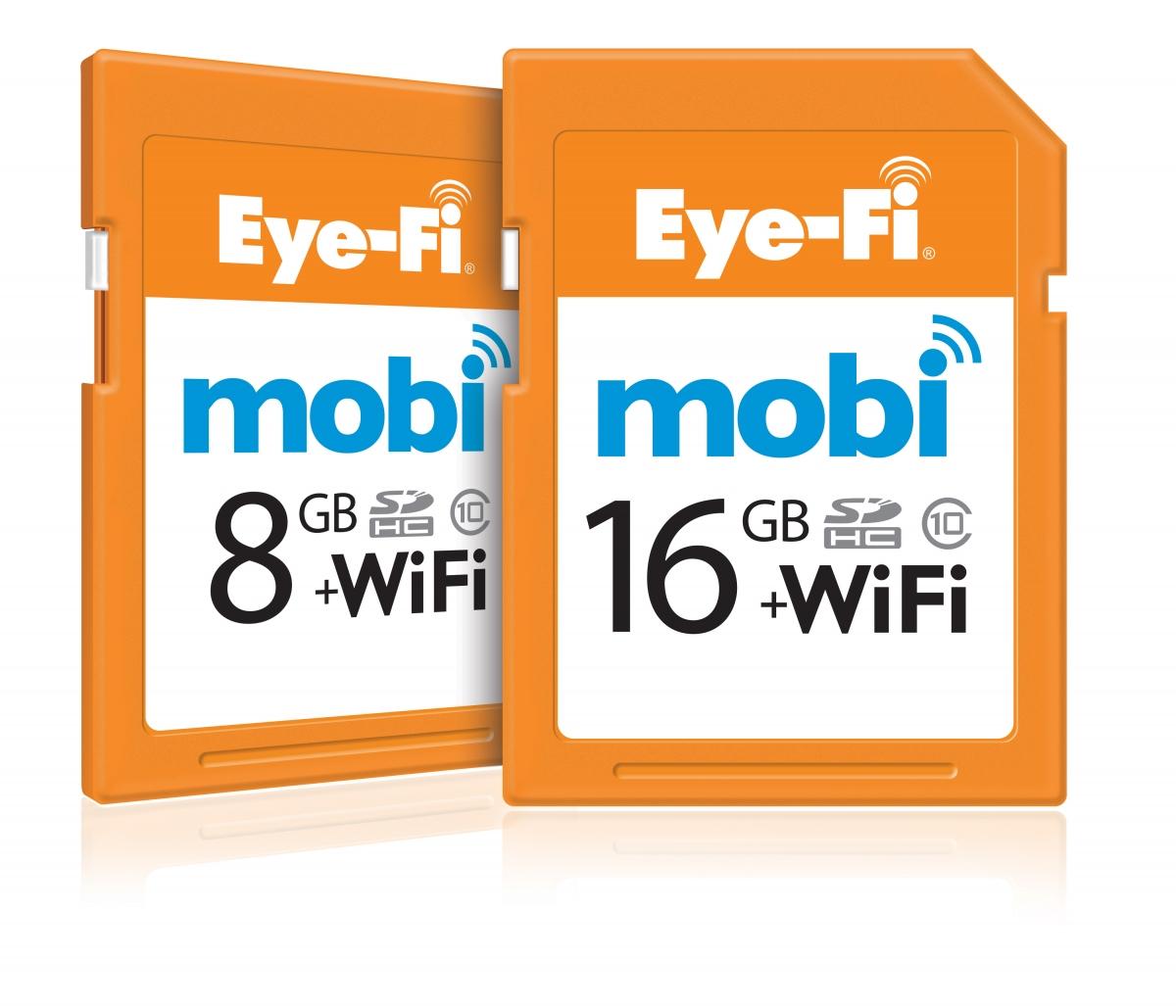 Eye-Fi Mobi SD card