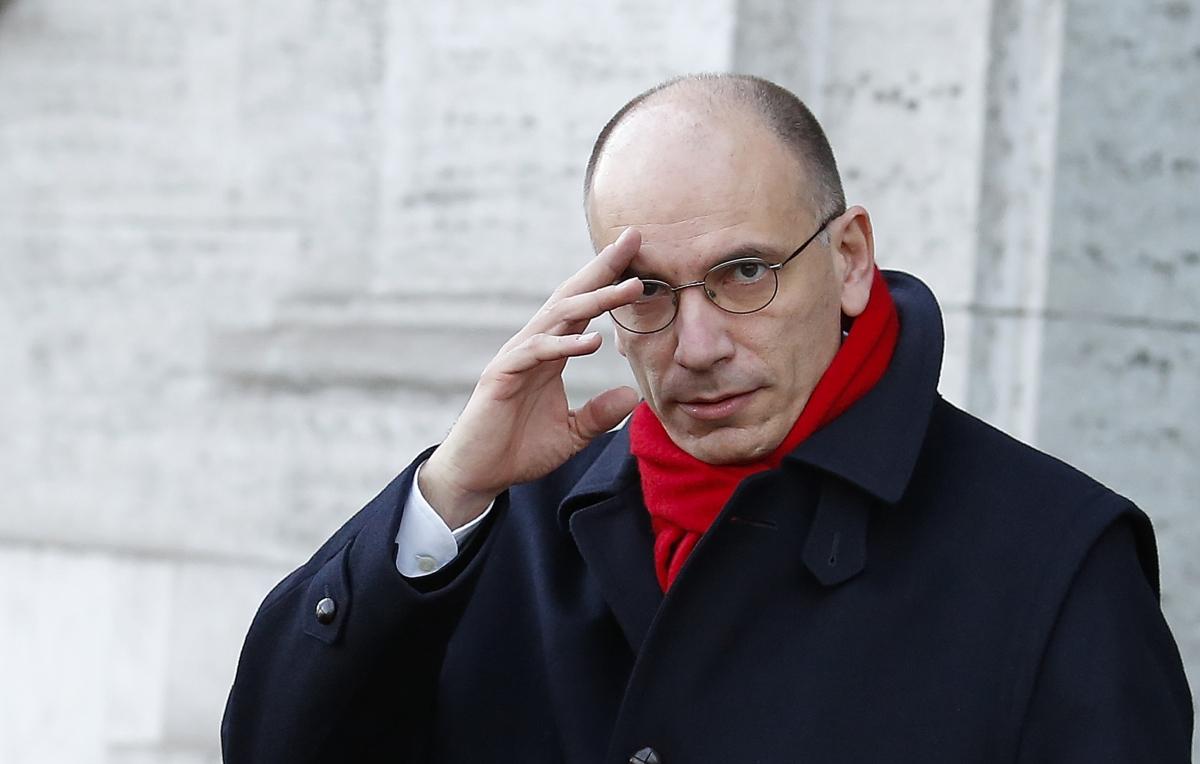 Italian Economy Turns Corner as PM Letta Resigns