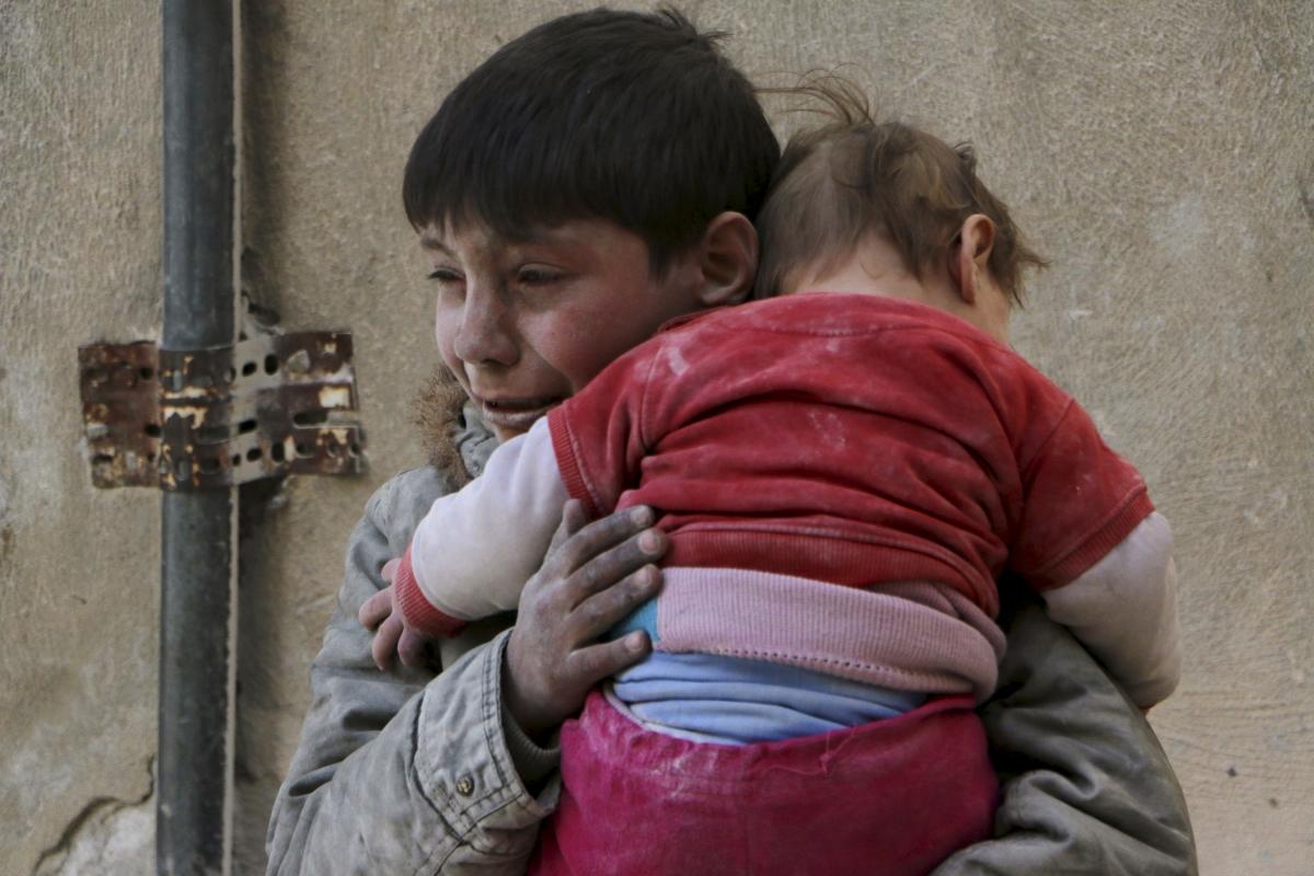 Syria Geneva peace talks