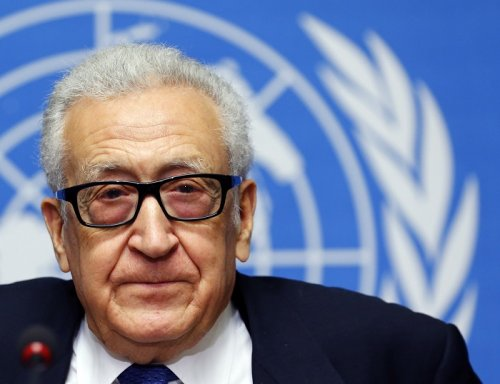 UN special envoy for Syria Lakhdar Brahimi conceded that the talks had made no real progress and apologised to the Syrian people.