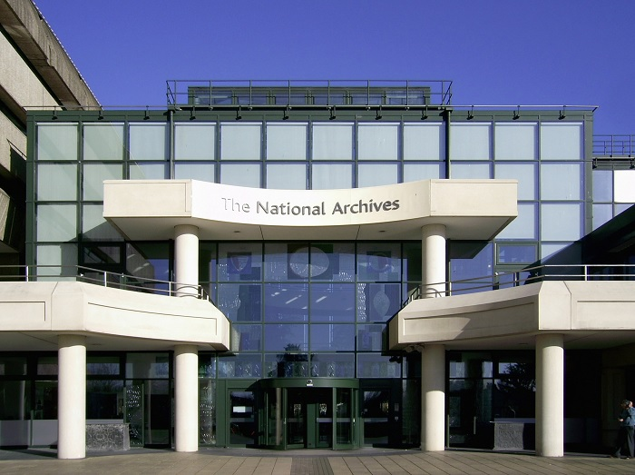 National Archives, Kew
