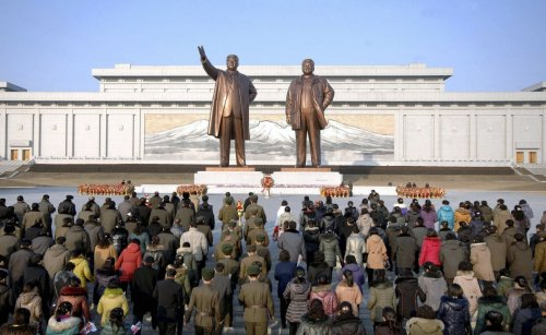 North Korea marks Kim Jong-il birthday