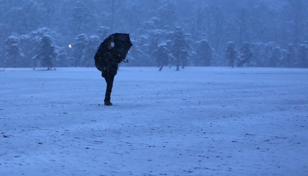 Japan heavy snowfall