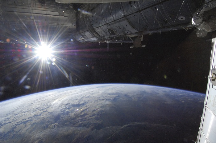 The National Science Foundation study reveals that 73% of Americans know that the earth revolves around the sun.