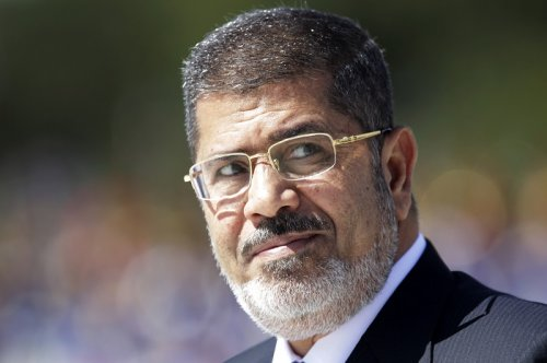 Mohammed Morsi is on trial facing a host of charges including conspiring to commit acts of terror in Egypt.