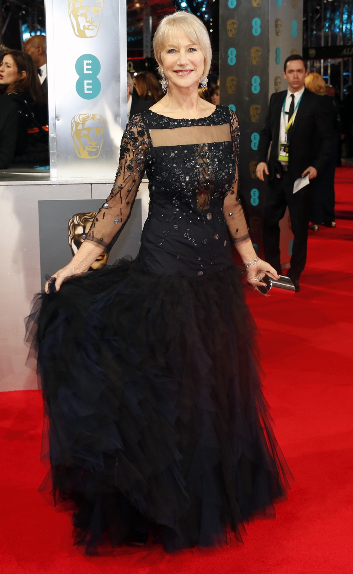 The Baftas 2014 The Best Dressed Stars At The Baftas