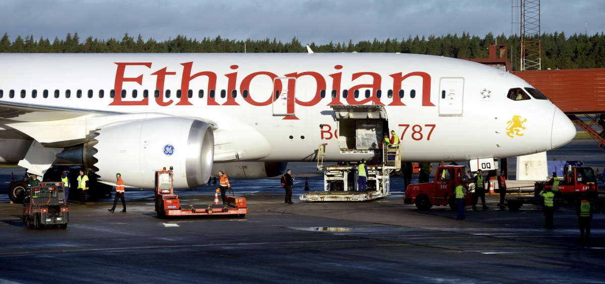Ethiopian Airlines plane hijacked