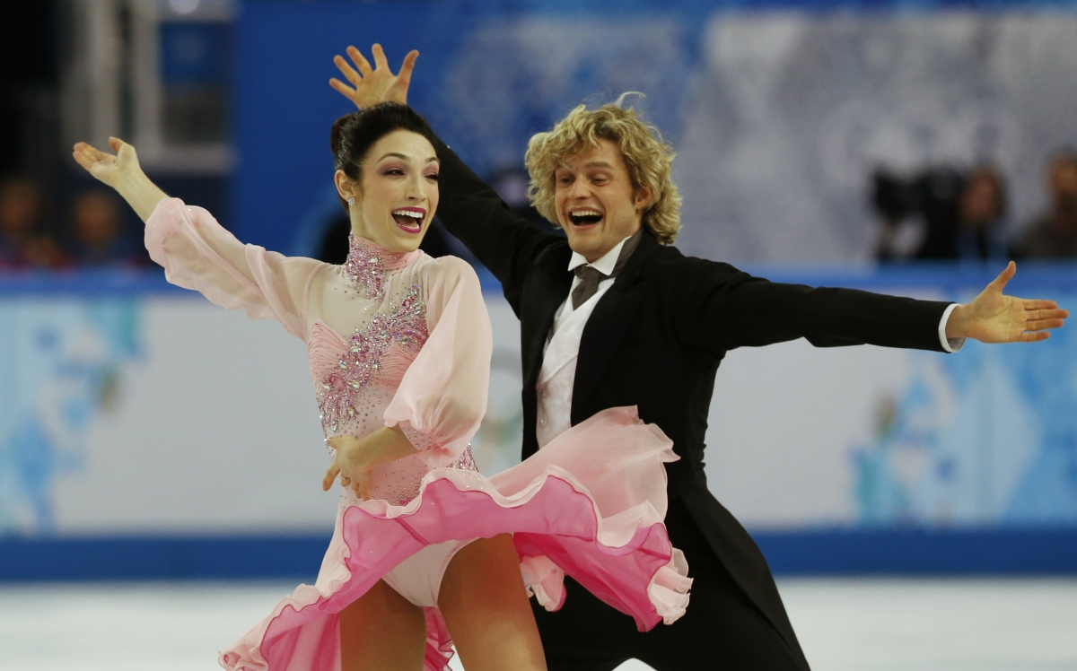 Meryl Davis and Charlie White won t compete in 2018 Olympics