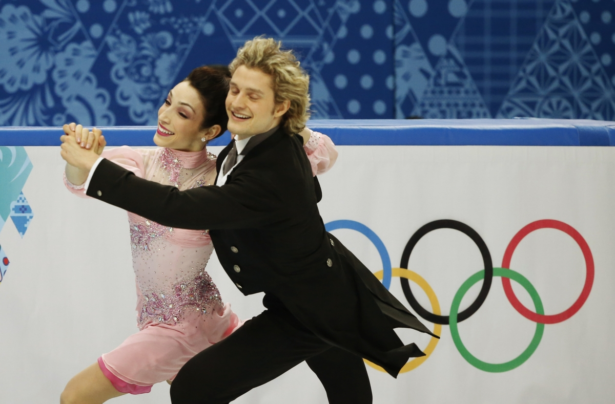 Meryl Davis and Charlie White