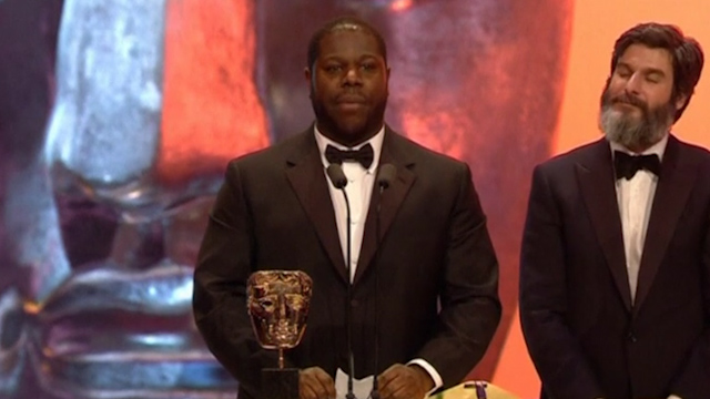 Gravity and 12 Years a Slave Lead BAFTA Winners