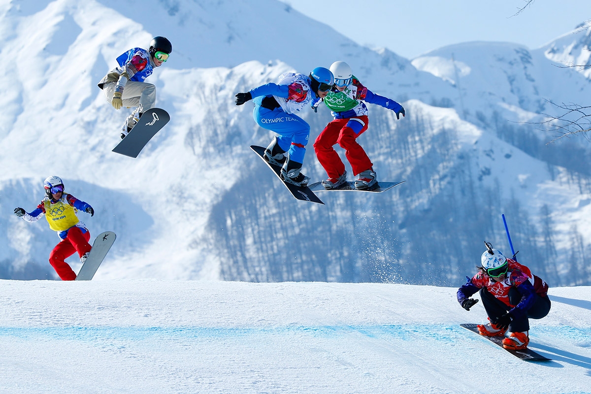 olympic snowboard