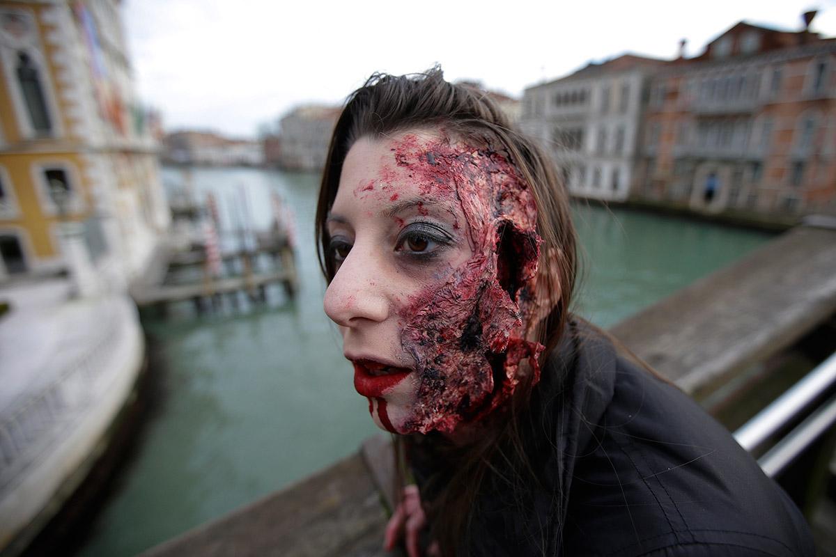 venice zombie