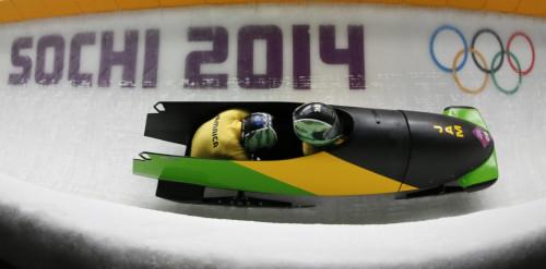 Jamaican Dogesled Team