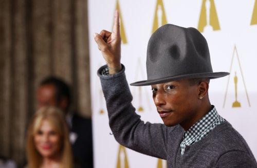 NBA All-Star 2014 Game: Pharrell Williams, Nelly, Busta
