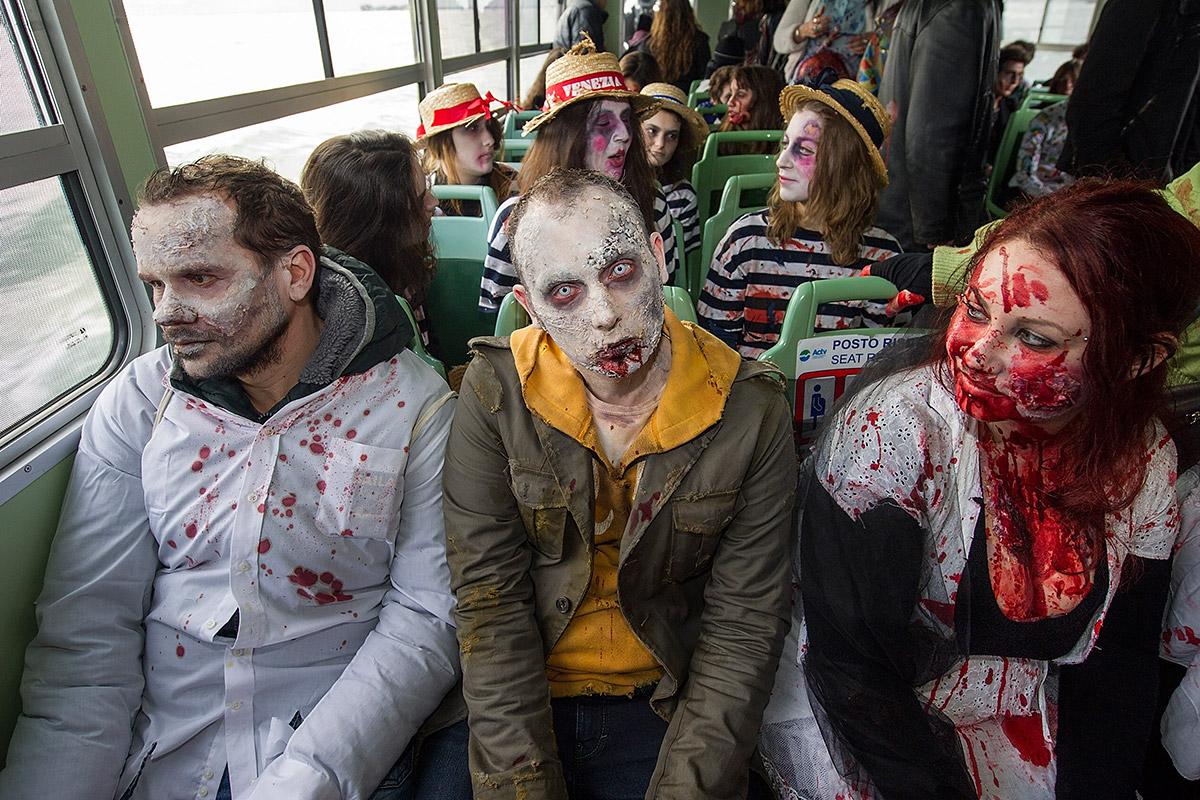 zombies vaporetto