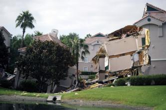 Sinkhole Florida