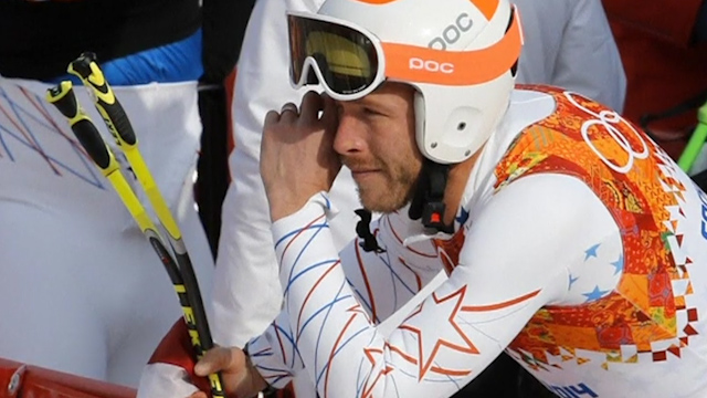 Tearful Bode Miller Remembers Brother at Sochi