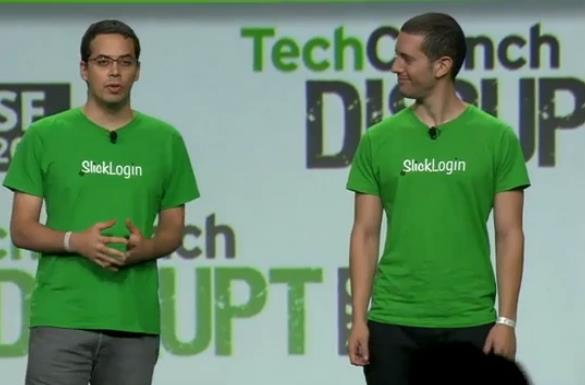 Israeli start-up SlickLogin has been acquired by Google for its sound authentication technology