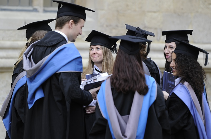University leavers