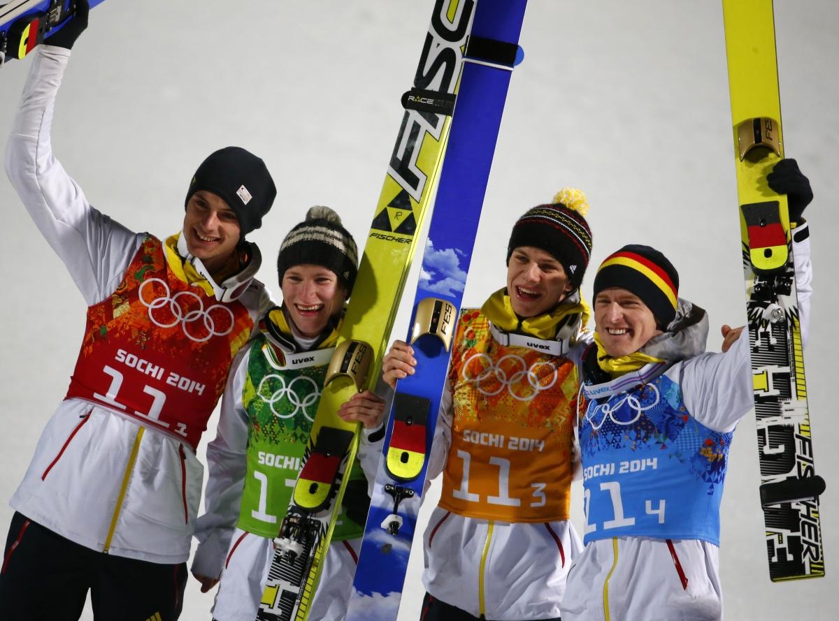Germany Ski Jumping